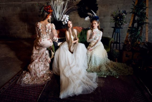 Alternative Bridal Inspiration