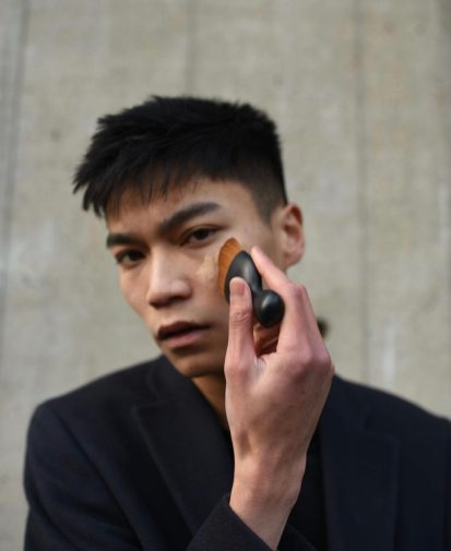 Raising Mental Health Awareness With Makeup For Men By War Paint