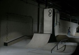 skatepark upstairs
