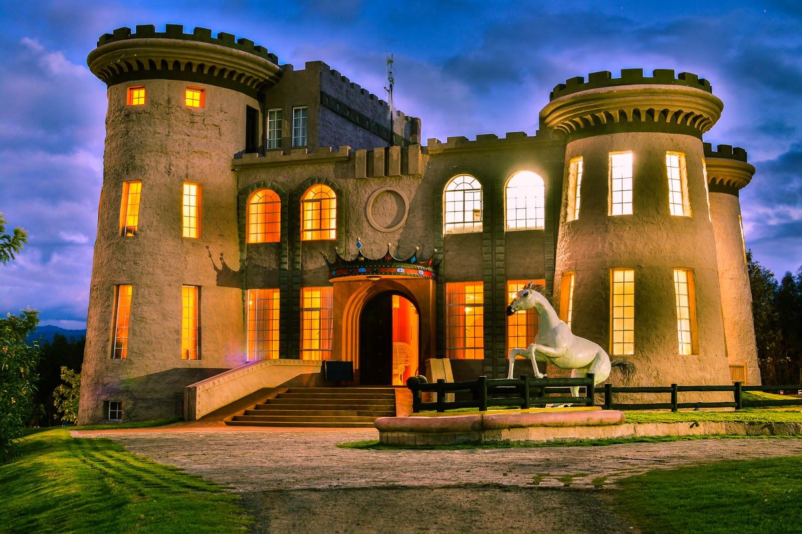 Tafaria Castle via @theMagunga