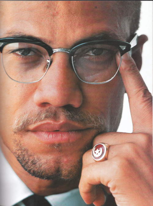 Under the Shadows of Malcolm X via @theMagunga