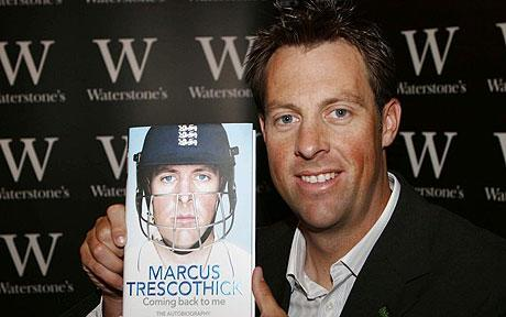 'Coming Back to Me' by Marcus Trescothick via @theMagunga