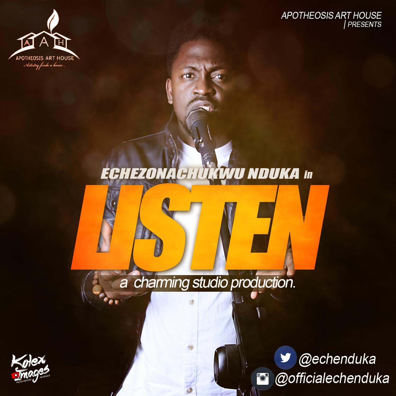 Listen | by Echezonachukwu Nduka via @theMagunga