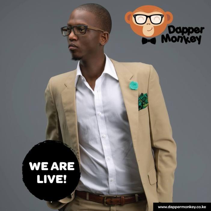 Ian Arunga, Dear Doris, Dapper Monkey, Suits, Accessories, Socks, Kenyan Fashion
