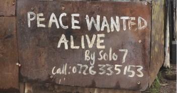 Election Violence, The Magunga, Eric Onyango Otieno, Rixpoet