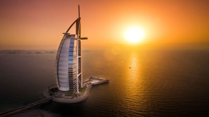 The Burj Al Arab, Dubai, Magunga, Travel