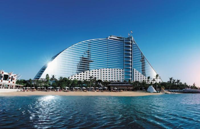 Jumeirah Beach Hotel, Dubai, United Arab Emirates, UAE, Magunga, Travel