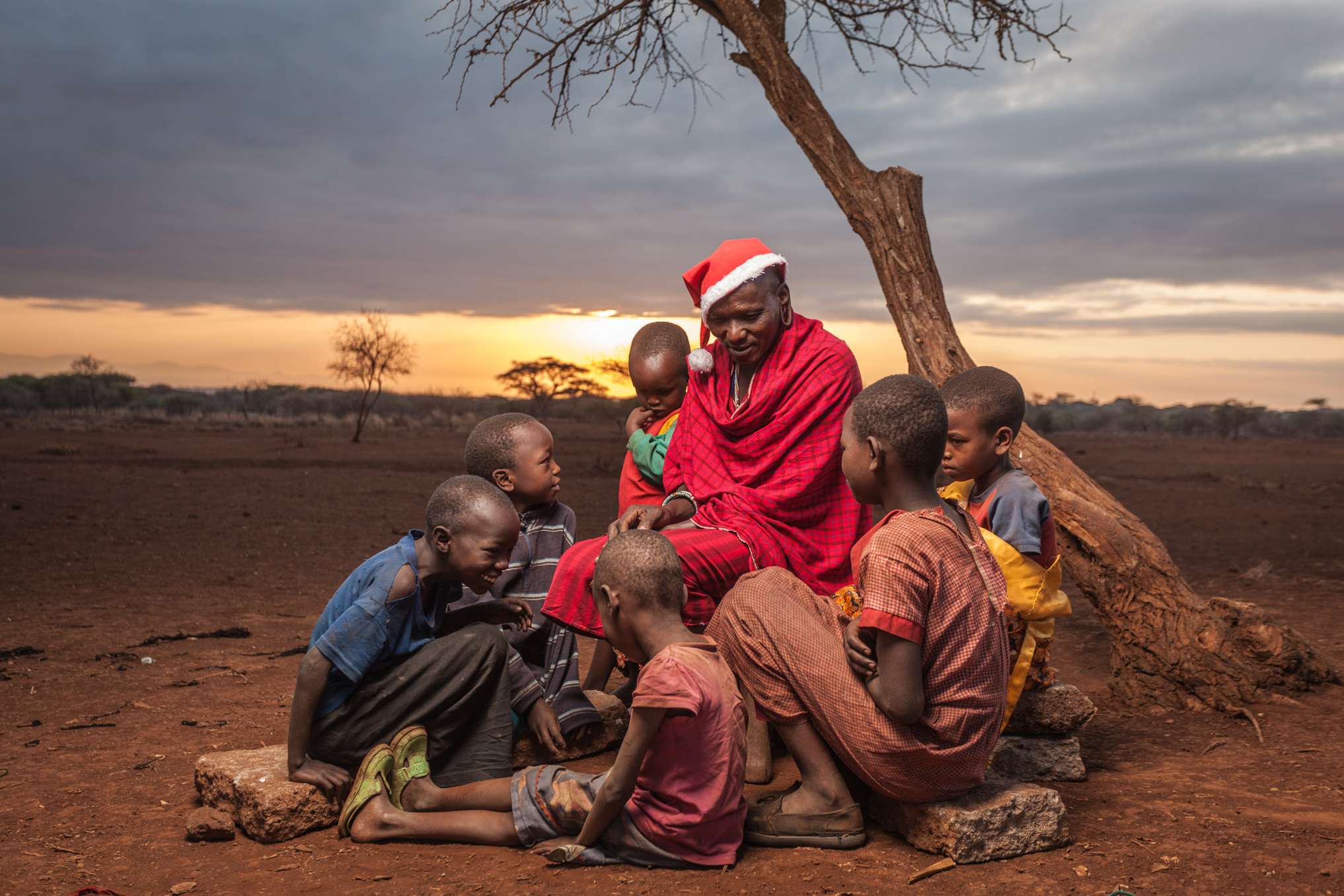 The Robbers of Christmas Eve | by Magunga Williams | the Magunga