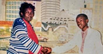 Naomi Wairimu, Kinyanjui Kombani, Mothers Day