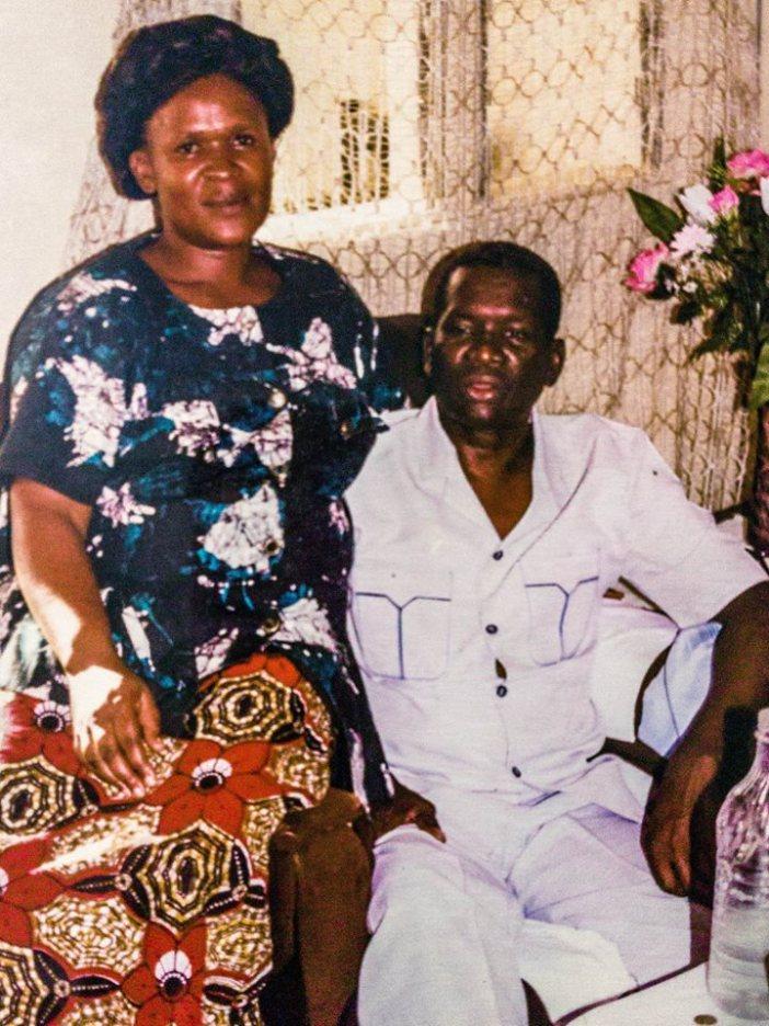 William and Karua