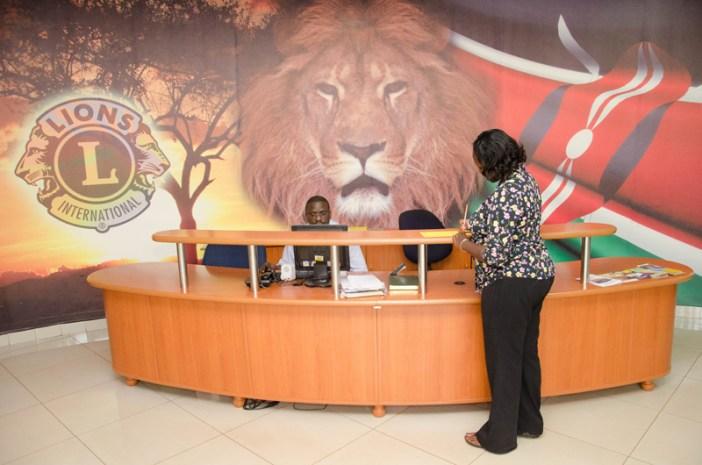 Lions Sight First Eye Hospital