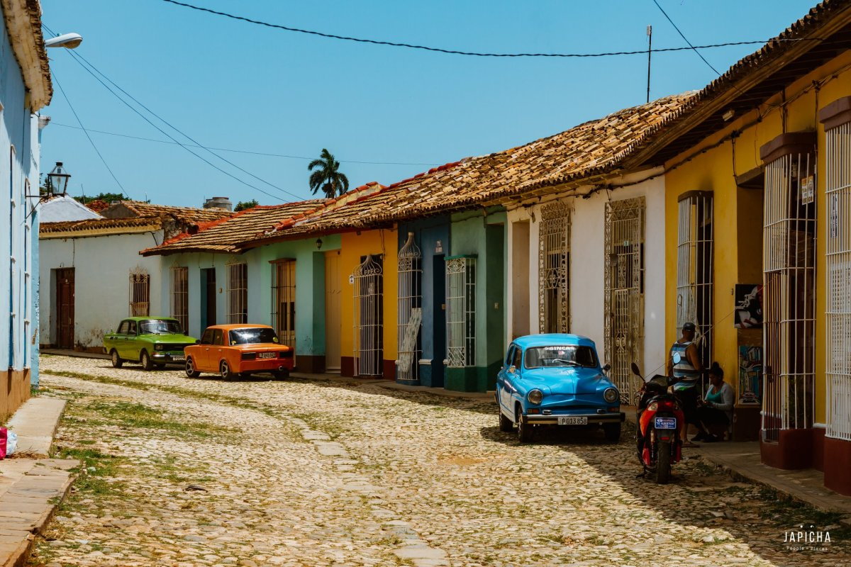In the streets of Trinidad de Cuba | by Japicha