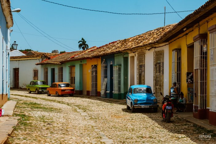 In the streets of Trinidad de Cuba | by Japicha