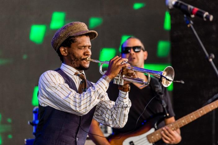 Mandla Mlangeni Safaricom Jazz 2019