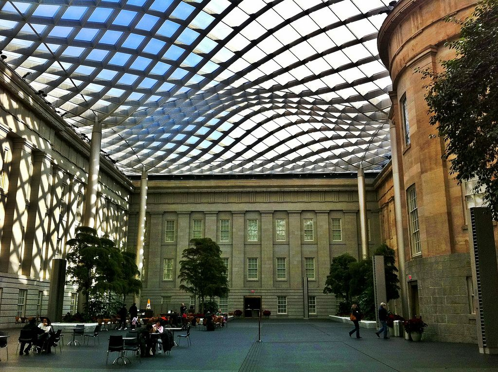 Elegant Smithsonian American Art Museum