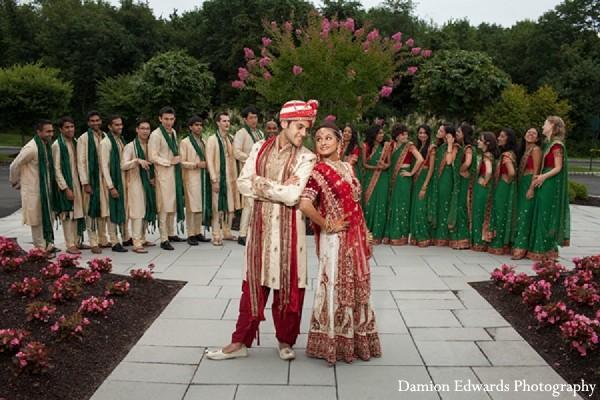 Somerset NJ Indian Wedding By Damion Edwards Photography