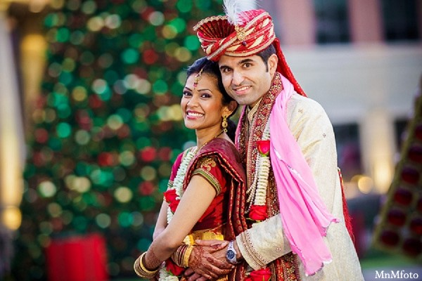 Portraits In Houston TX Indian Wedding By MnMfoto