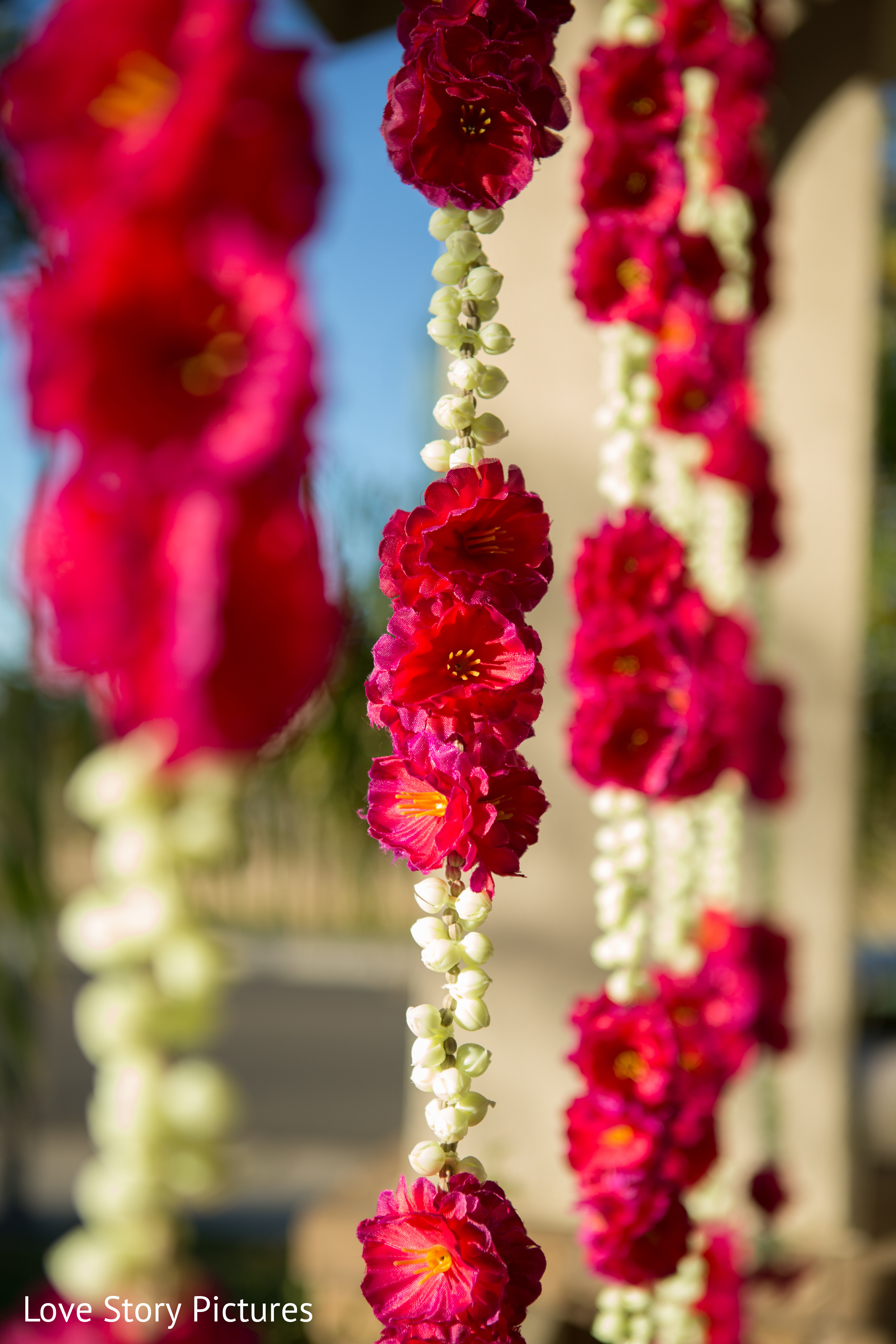 Floral And Decor In Sacramento CA Indian Wedding By Love