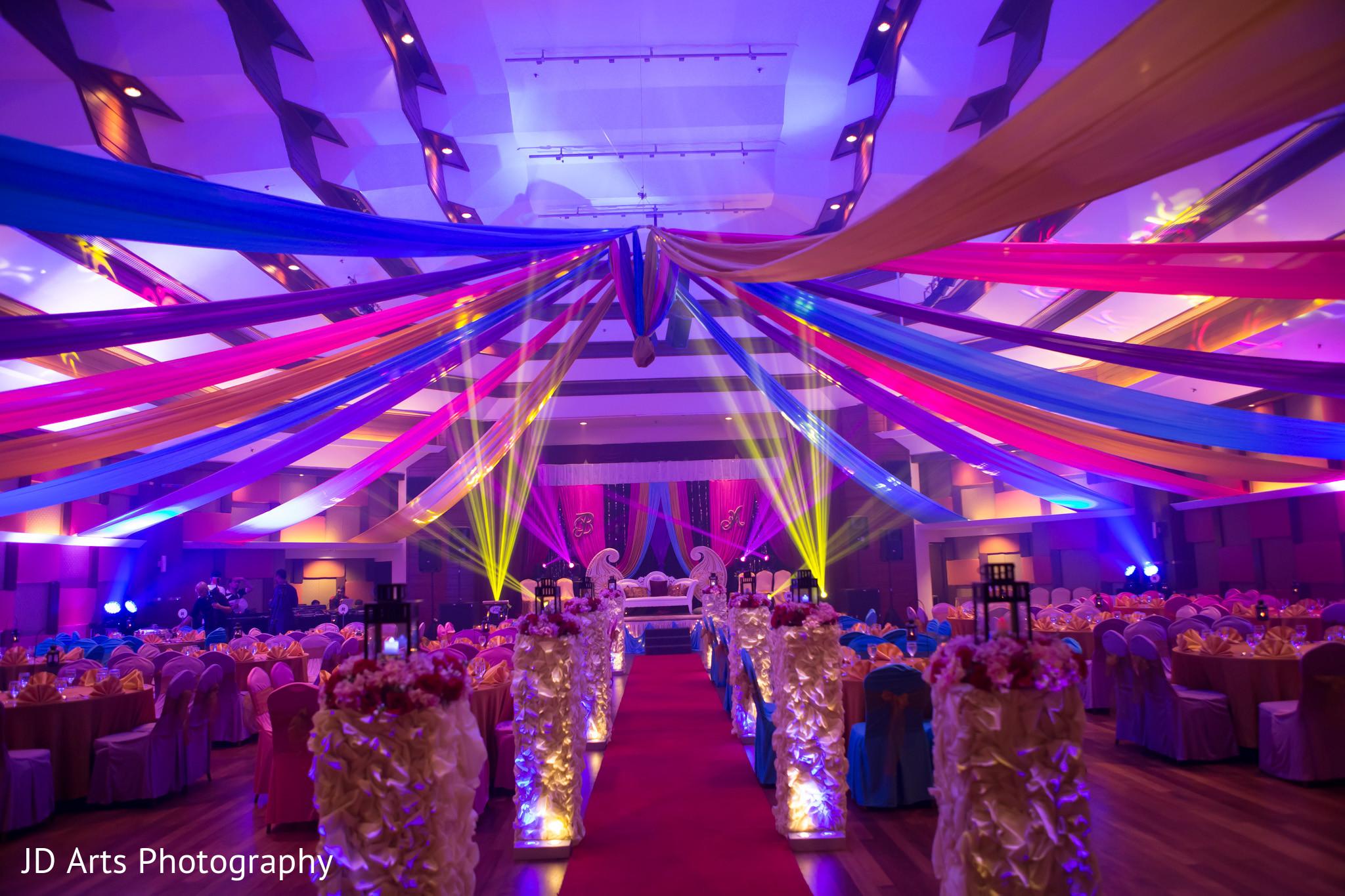Indian Wedding Hall Decoration Malaysia