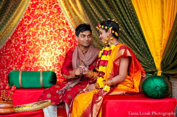 Bengali Wedding Gaye Holud By Tania Lezak Photography