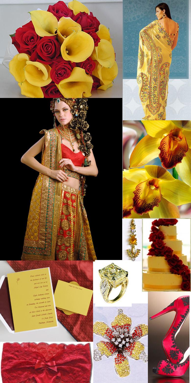 Indian Wedding Ideas Inspiration Boards XXII Maharani