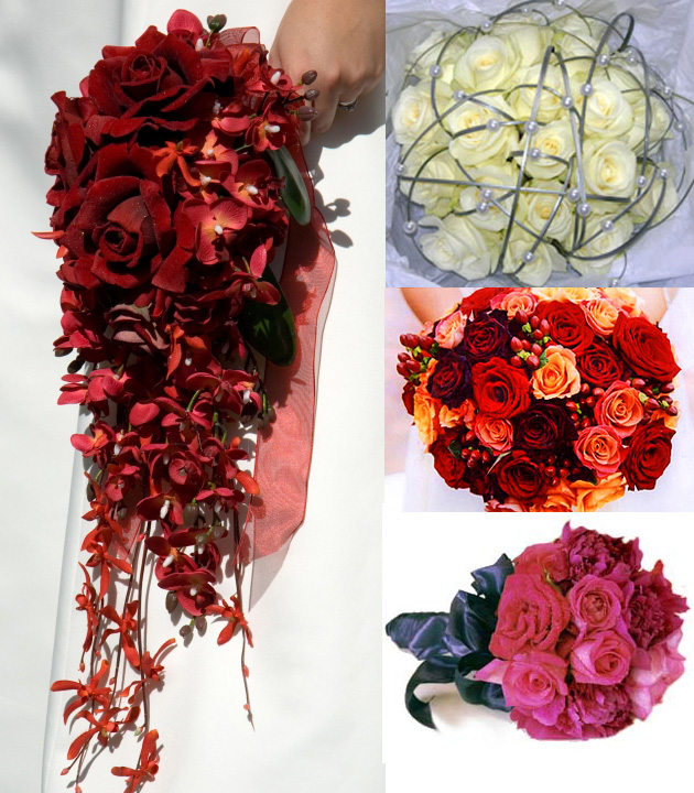 Indian Wedding Ideas Bouquets For Indian Brides