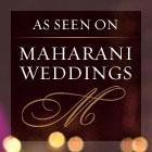 AS SEEN ON MAHARNI WEDDINGS