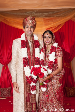 Classic Indian Wedding By In Vision Studio Pittsburgh