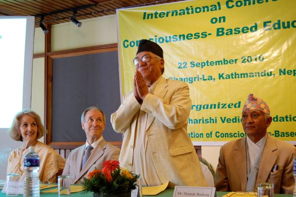 International Conference on Consciousness Based Education