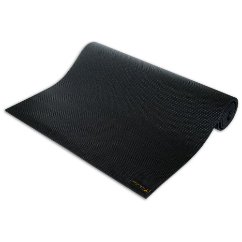 Yoga & Pilates mat-black