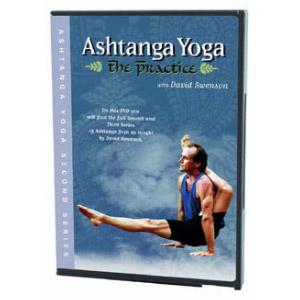 Ashtanga Yoga Second / Third Series by David Swenson