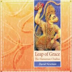 Leap of Grace: The Hanuman Chalisa by David Newman (Durga Das)