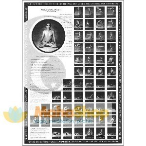 Yoga Challenge Poster