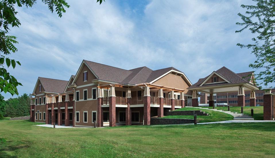 Hospice Serenity House 1