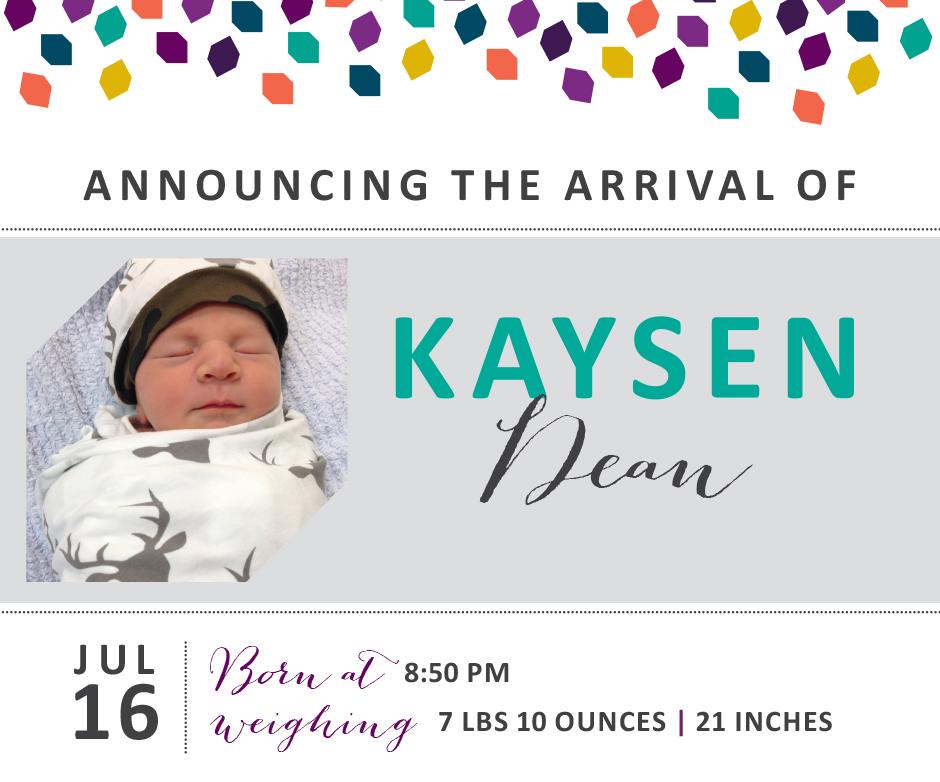 Kaysen Dean 4