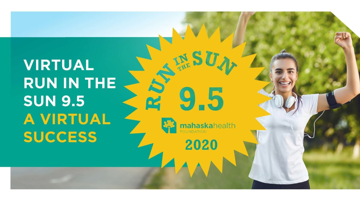 Mahaska Health Foundation's Run in the Sun 9.5 a 'Virtual' Hit 1