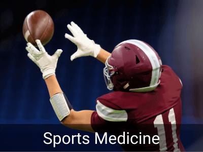 Mahaska Health sports medicine orthopaedics