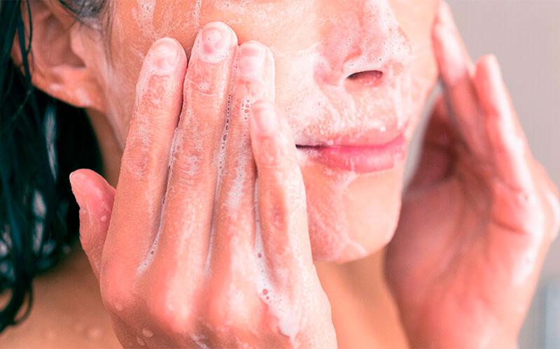 Jabones orgánicos naturales para el rostro