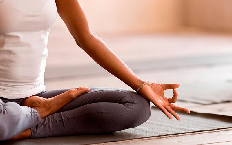 Yoga y ayurveda para la paz
