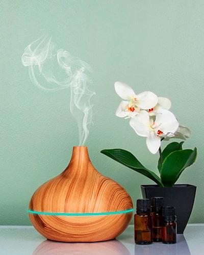 Aromaterapia aromas paz