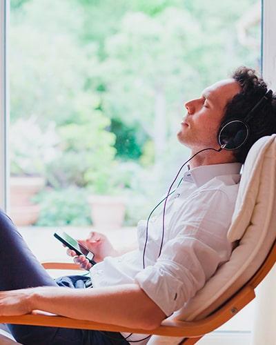 Meditación con música para rejuvenecer