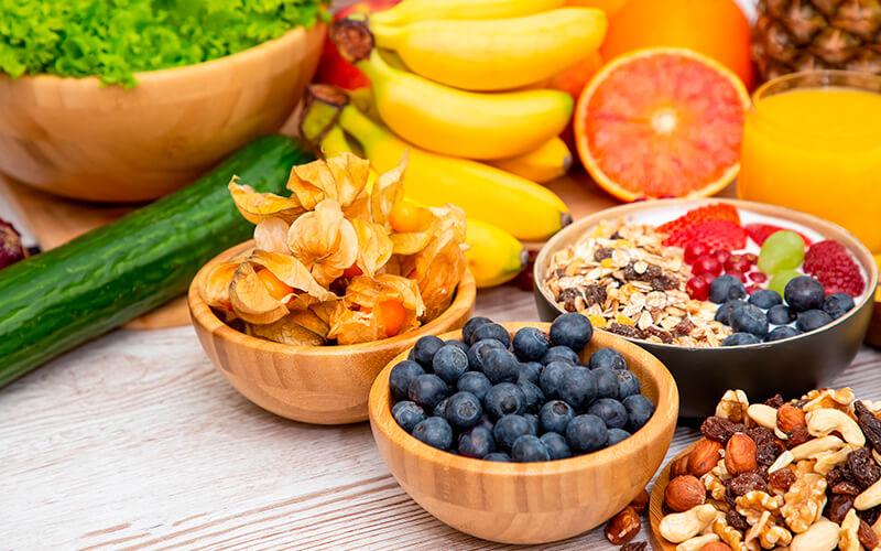 Alimentos para colon irritable