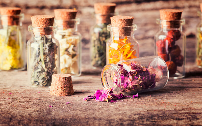 Medicina natural - Hierbas rejuvenecedoras
