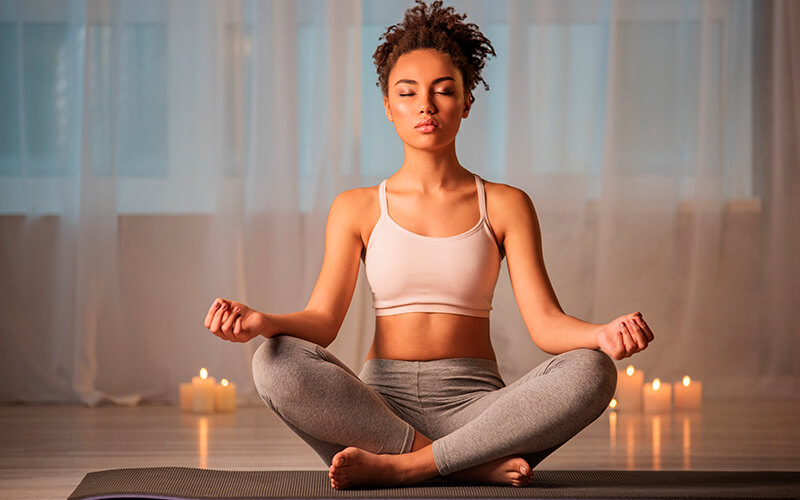 Meditación - Medicina Natural Ayurveda