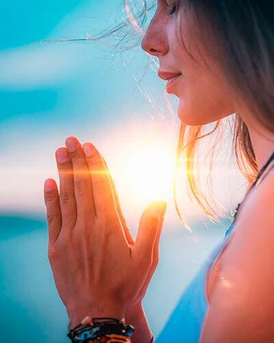 Meditación cinco pasos para la salud
