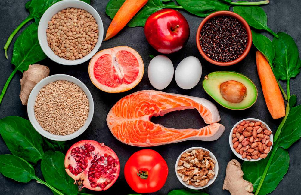 Dieta para el colon Ayurvedica