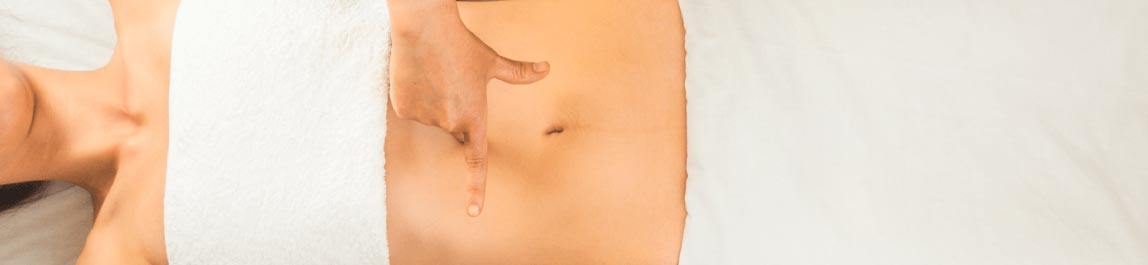 Masajes para la digestión
