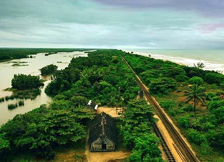 L'Est malgache Solidaire et l'ile de Ste Marie