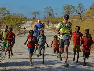 Choisissez un de nos trails solidaires à Madagascar