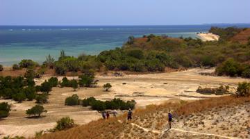 Les plages de l'ile de Nosy Lava dans les Iles Radama avec l'agence MahayExpédition